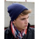 Double Knit Cotton Beanie Hat