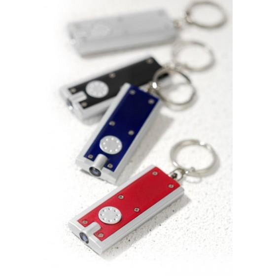 Schlüsselanhänger LED-Lampe inkl. einfarbigem Druck - PROMBO ...