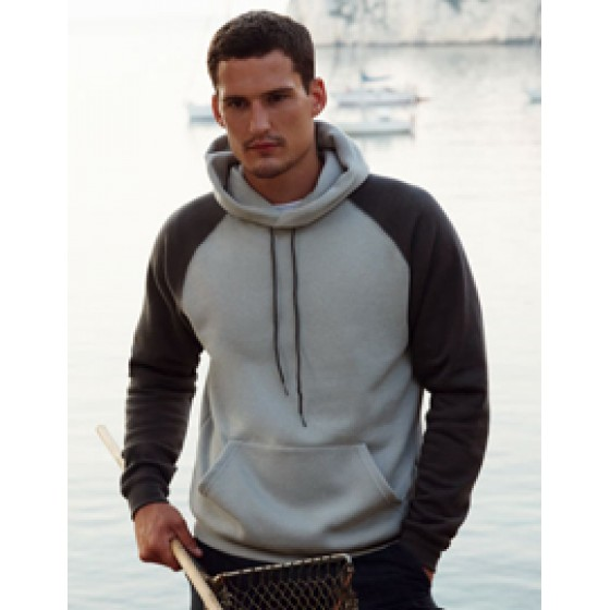 Baseball Hooded Sweat Shirt