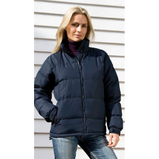 Ladies` Holkam Down Feel Jacket