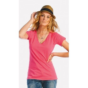Ladies` V-Neck Classic