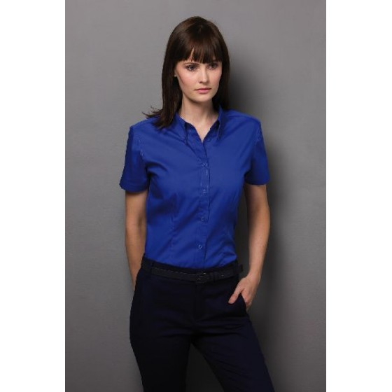 Ladies Corporate Oxford Bluse