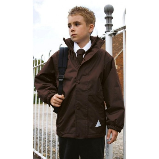Kids` Fleece Wendejacke
