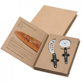 2-teiliges Pizza Set
