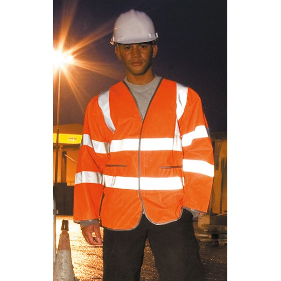 Light-Weight Safety Jacket