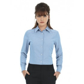 Women´s Oxford Shirt Long Sleeve