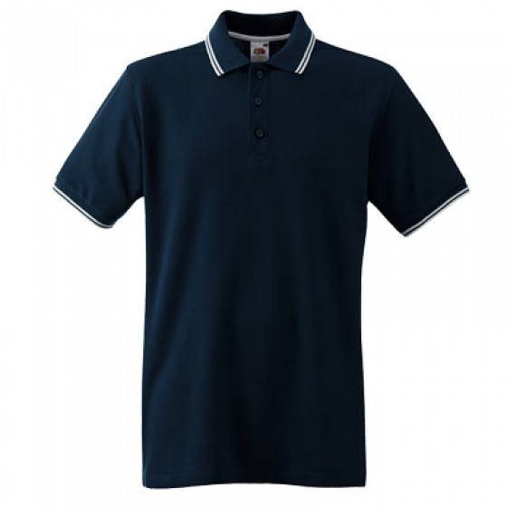 New Tipped Polo-Shirt