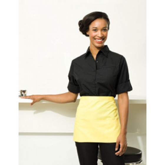 Ladies ´Roll-Sleeve´ Poplin-Bluse