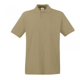 Preiswertes Herren Poloshirt FRUIT OF THE LOOM